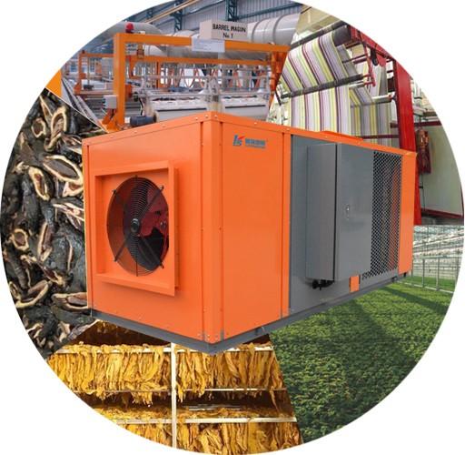 瑞星高科热泵技术——烘干行业革命之路
