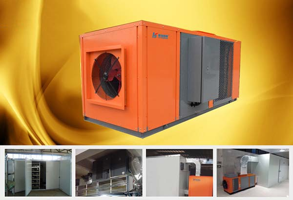 拒绝平庸的产品 瑞星高科整体式循环烘干机