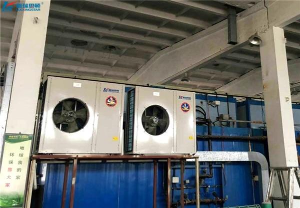 瑞星高科热泵烘干应用案例——电池极板固化干燥