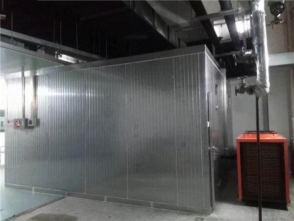 北京同仁堂指定选用的烘干设备长啥样?