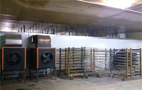 瑞星高科热泵烘干应用篇——实木家具用材干燥