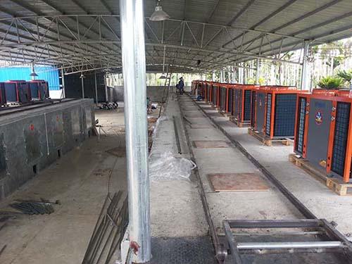 瑞星高科 烘干热泵成功入选2015海南槟榔烘干设备推广产品目录