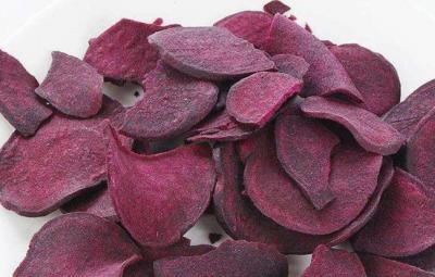 紫薯烘干工艺