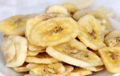 香蕉片烘干工艺