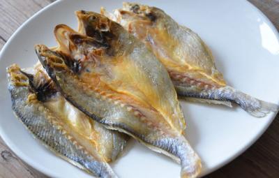 黄花鱼烘干工艺