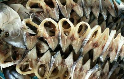 金鲳鱼烘干工艺
